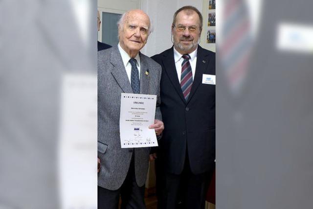 Großes Engagement für Senioren