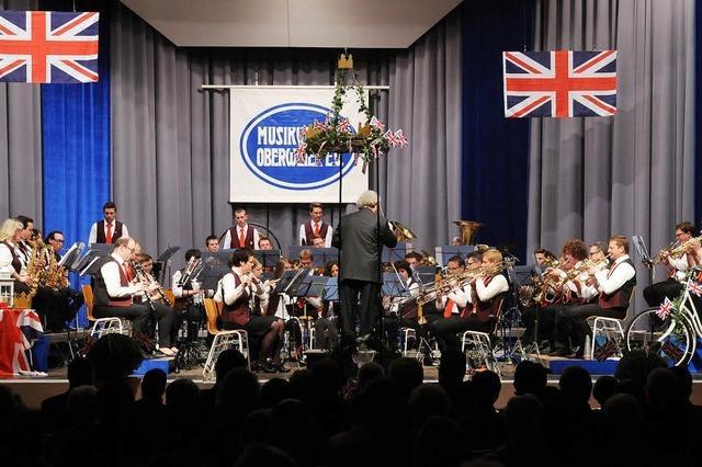 Very british von Elgar bis Miss Marple