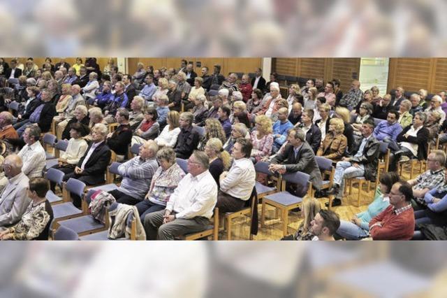 Neuenburg bietet etliches Potenzial für eine gedeihliche Entwicklung