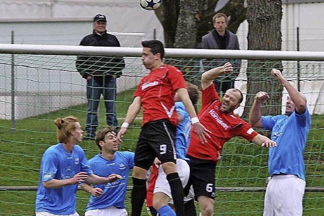 DJK Villingen stoppt das U-23-Team