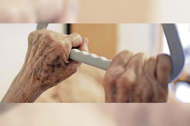 Bezahlte Pflegezeit soll 2015 kommen