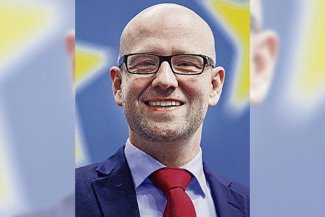 Peter Tauber ist der neue Generalsekretär der CDU