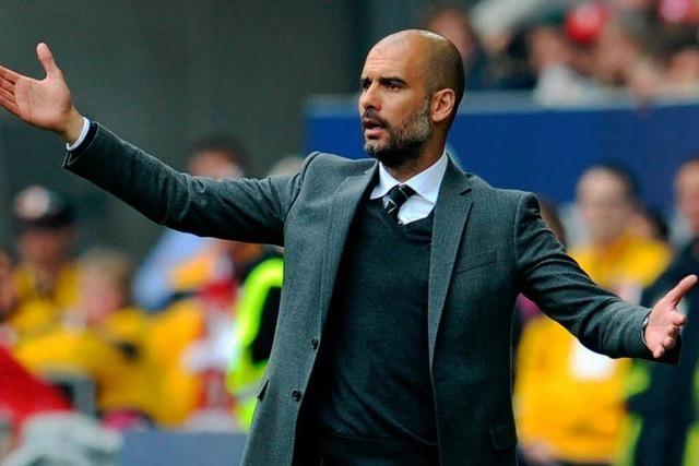 Wettbewerbsverzerrung: Konkurrenz kritisiert Guardiola