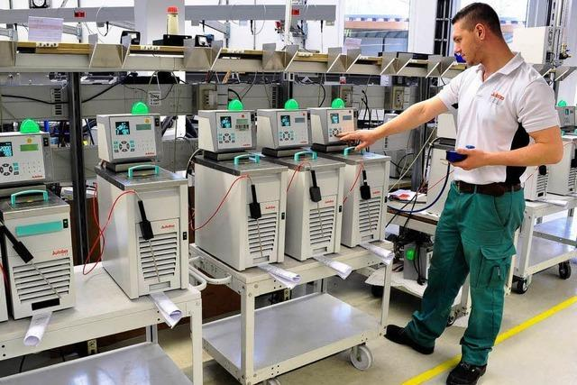Julabo: Temperiergeräte aus Seelbach