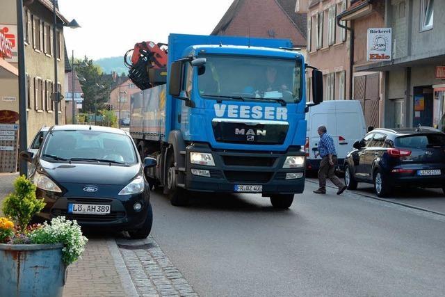 Ein Verkehrskonzept fürs ganze Dreispitz-Dorf