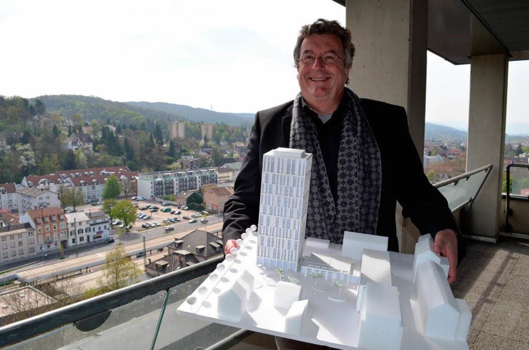 Architekt Lörrach neues hotel am hauptbahnhof soll 60 meter hoch werden lörrach