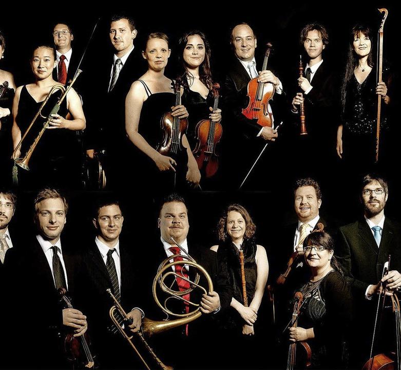 Das Barockorchester La Folia   | Foto: zvg