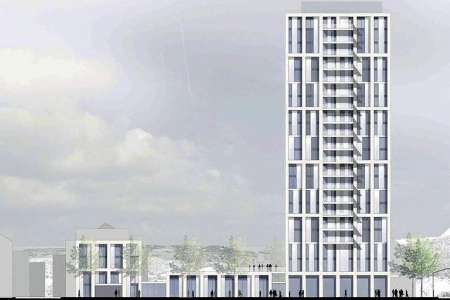 Neues Hotel am Hauptbahnhof soll 60 Meter hoch werden