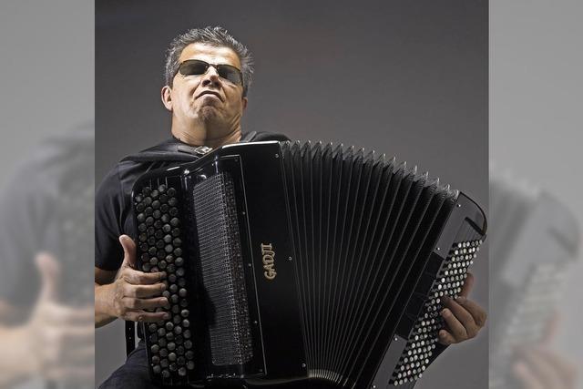 Marcel Loeffler beim Jazzclub im Lahrer Salmen