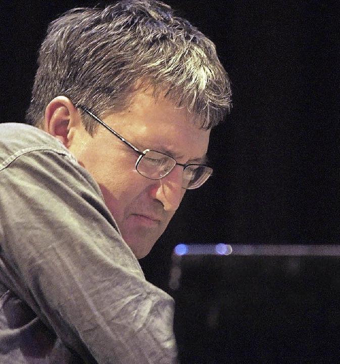 Unkonventioneller Jazz-Pianist: John Law     Foto: Promo