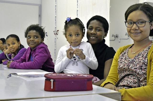 Bei der Igbo Community Union lernen Kinder die Sprache ihrer Eltern