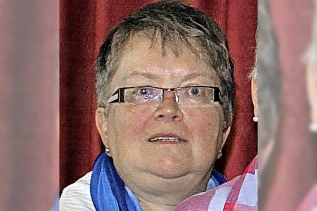 Hildegard Lang hängt noch ein Jahr dran