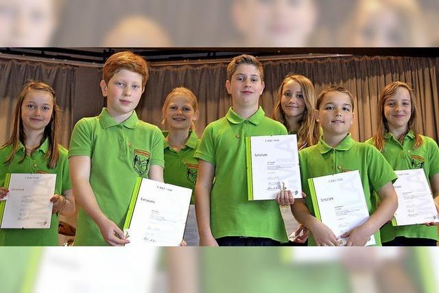 Junge Rötenbacher Musiker zeigen ihr Können