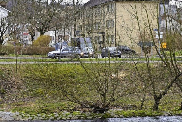 Pläne für Kreisel Dammstraße
