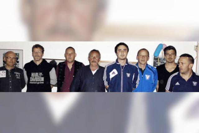 Fußballer des TuS Stetten peilen den Aufstieg an