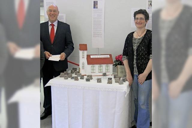Ausstellung zum Kirchenprojekt