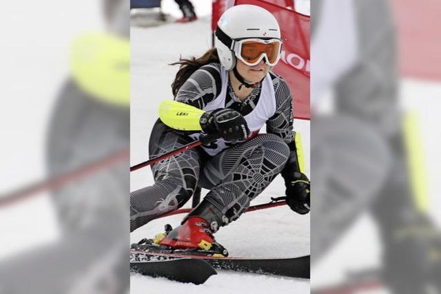 Spannender Parallelslalom beendet den Skiwinter