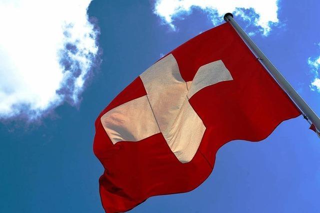 Die Schweizer Wirtschaft brummt