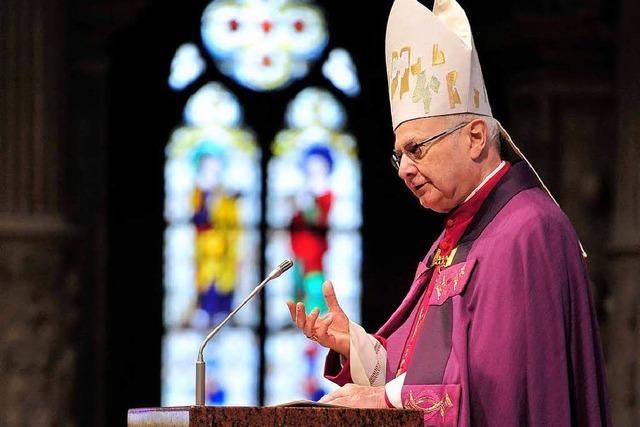 Priester fordern mehr Transparenz bei Bischofswahl