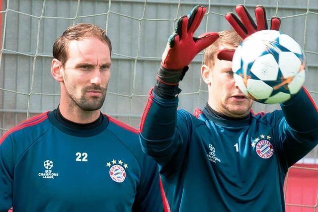 Bayern muss auf mehrere Spieler verzichten
