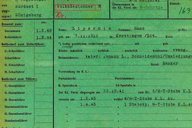Ex-Auschwitz-Wachmann erhält Haftentschädigung