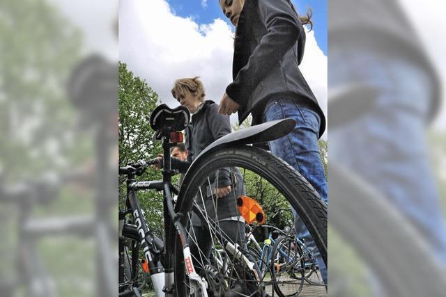 Auf der Suche nach Ersatz – auch für geklaute Räder