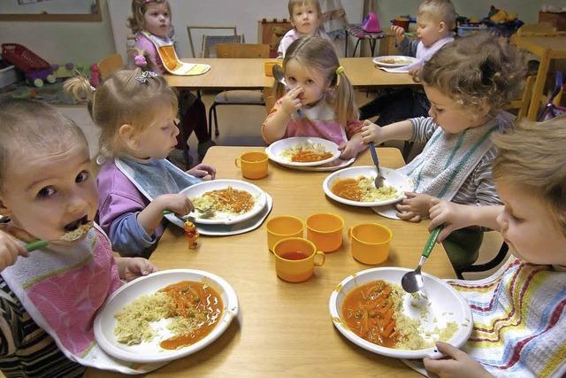 Kindergarten auch am Nachmittag