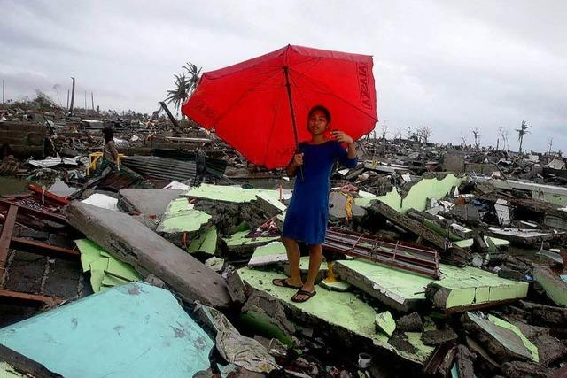 Erzbistum spendet 1,2 Millionen für Taifun-Opfer