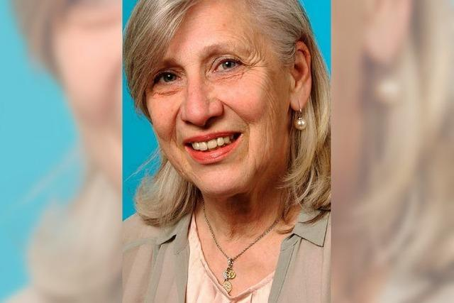 Ursula Rümelin (Grenzach-Wyhlen)
