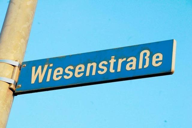 Interessengemeinschaft Wiesenstraße gegründet