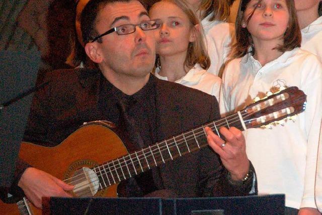 Stefan Jenzer ist jetzt Professor für Gitarre
