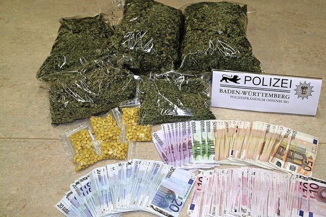 Drogendealer festgenommen