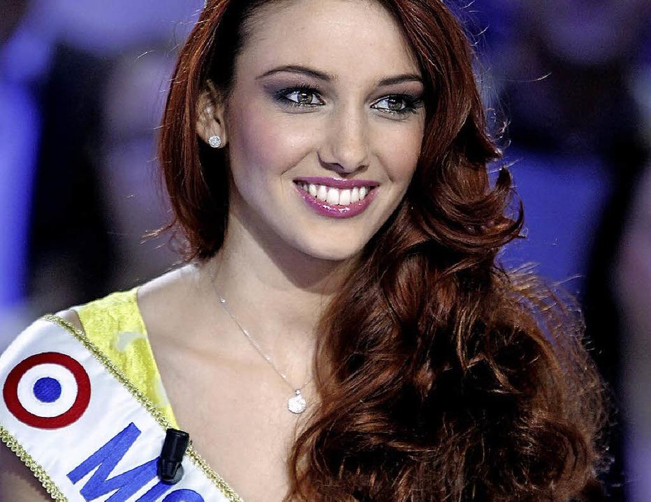 Delphine Wespieser,  Miss France 2012  | Foto: afp