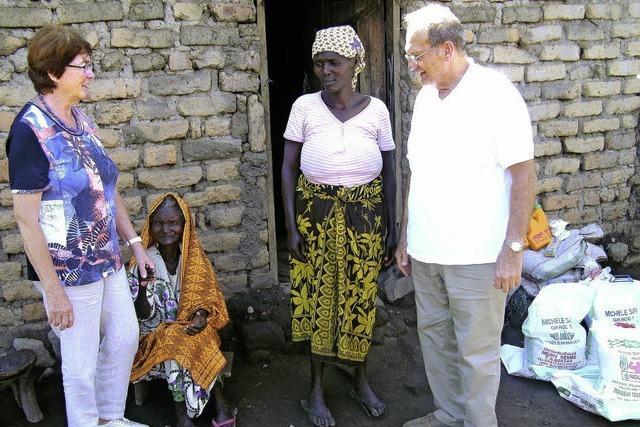 Hilfe gegen Hunger und Armut