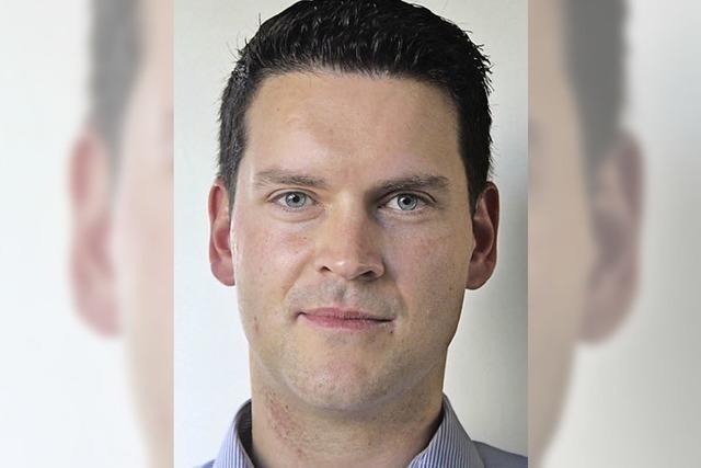 Dominik Fröhlin wird Leiter des Hauptamts