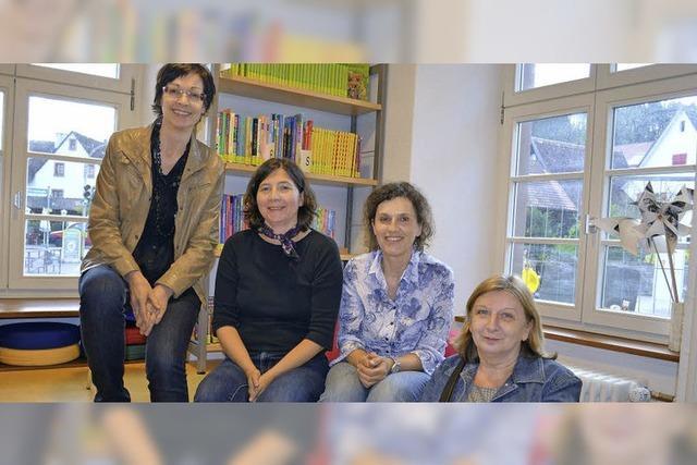 Hauinger Bibliothek zieht 3000 Nutzer an