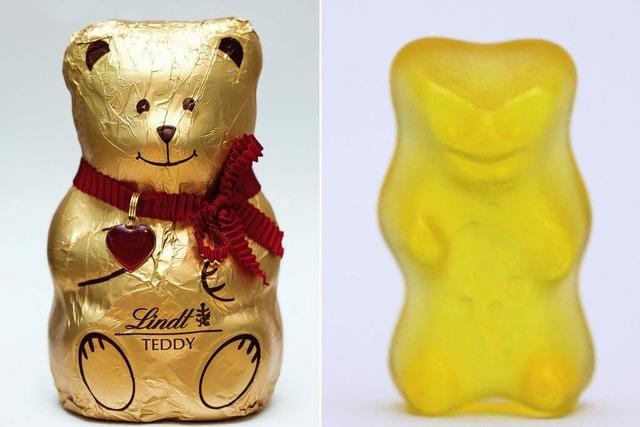 Goldbären-Streit geht in nächste Runde