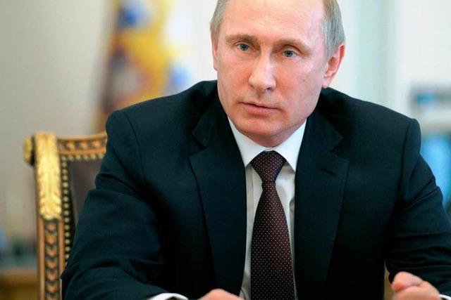Ukraine muss um Gas bangen – Putin droht mit Lieferstopp