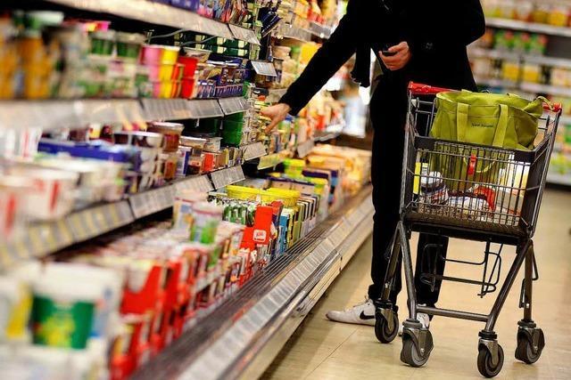 Mini-Inflation entlastet Verbraucher