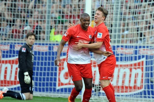 Wichtiger Sieg: Freiburg schlägt Braunschweig 2:0