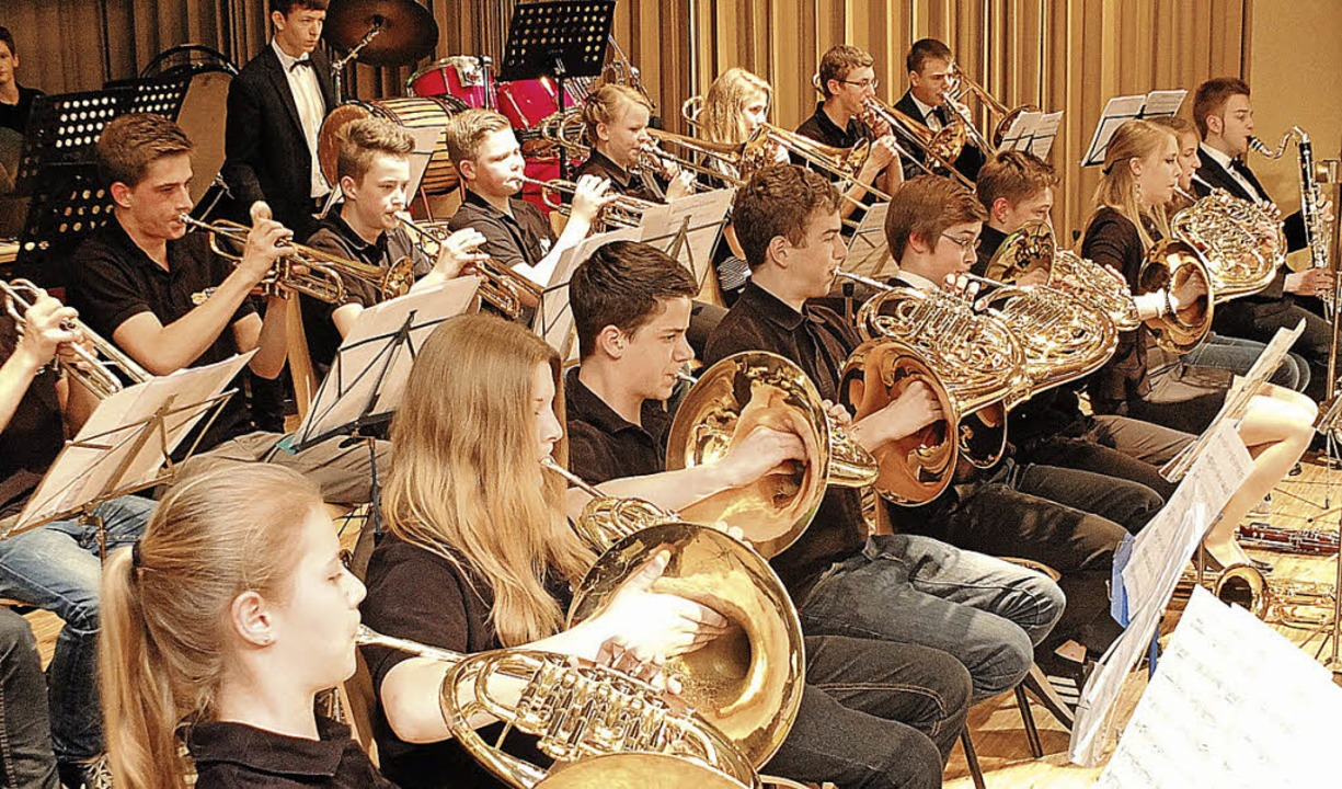"""Bells Up!"" Jugendorcheste...can Symphony"" wohlig erschauern.  