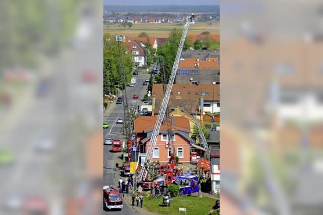 Ein Fest für Feuerwehrfans