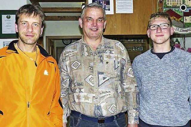 Schützenverein hat einen neuen Vorsitzenden