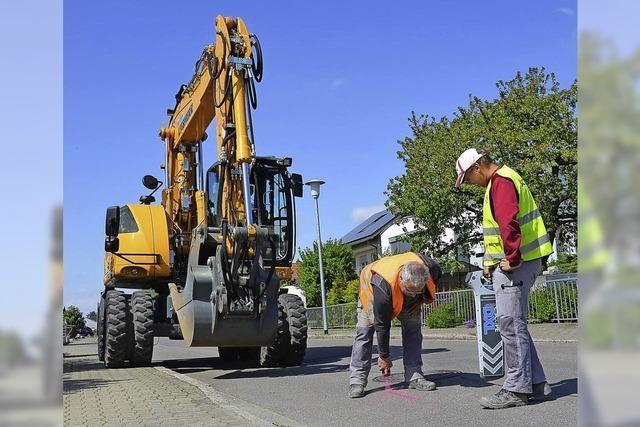 In der Ritterstraße beginnt die grundlegende Sanierung