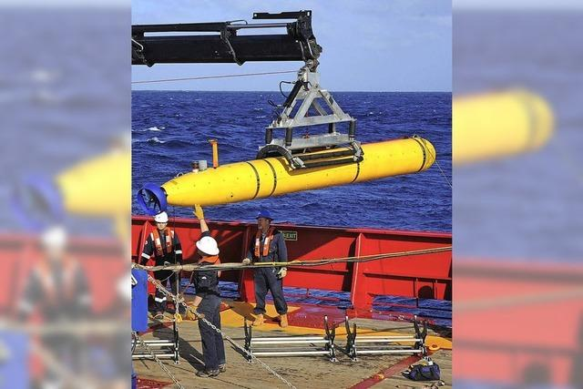 Ein Tauchboot ist der letzte Trumpf der Such-Experten