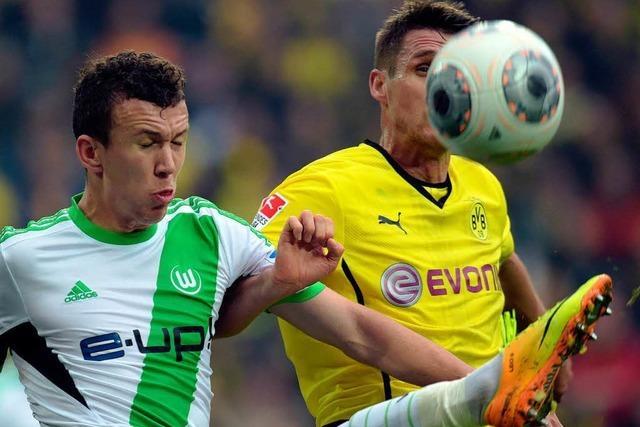 Lewandowski will mit Dortmund ins Pokalfinale