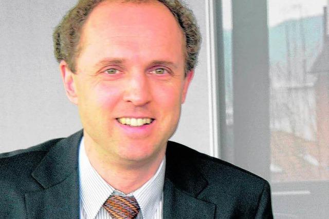 Gegenwind für Landrat Bollacher – Martin Kistler kandidiert