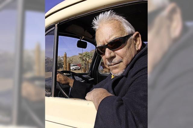 Der Überlebende: Eric Burdon kommt nach Freiburg