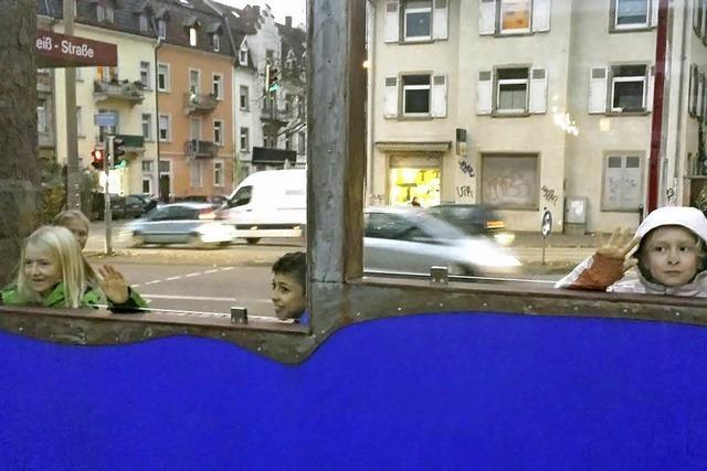 Interkulturelles Tanzprojekt im Freiburger Stadtteil Stühlinger