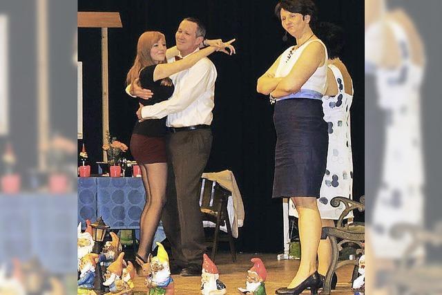 Komödie der Breitnauer Bauernbühne: Dreimal schwarzer Kater